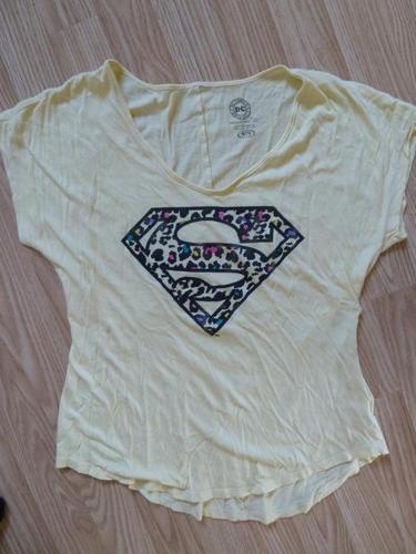 super girl Tshirt Womens Extra Small