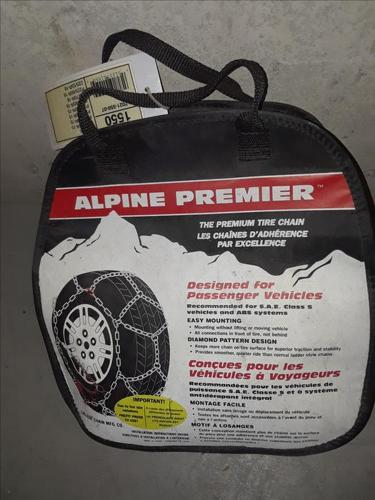Tire Chains (never used.)