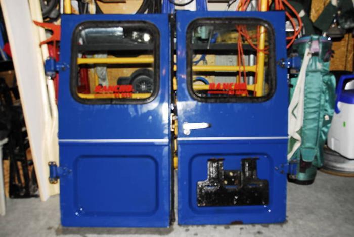 Toyota Landcruiser BJ42 FJ40 Ambulance Doors