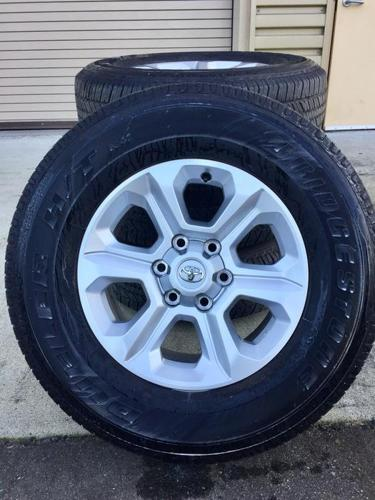 Toyota Wheels and Tires