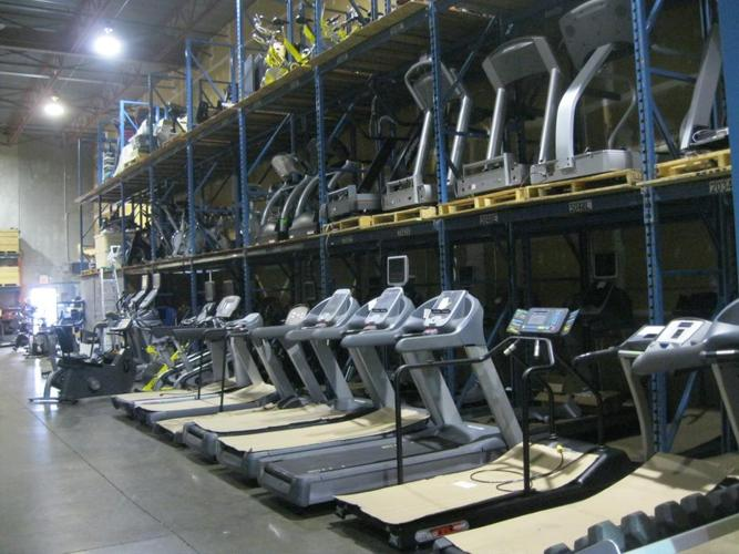 Treadmill, Elliptical, Spin Bike: WAREHOUSE LIQUIDATION