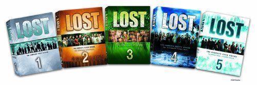 TV Series Lost Season 1-5 DVD