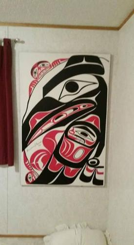 Very Rare First Nations Print