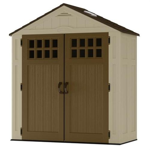 WANTED: Plastic or Vinyl garden shed (does not need to have doors)