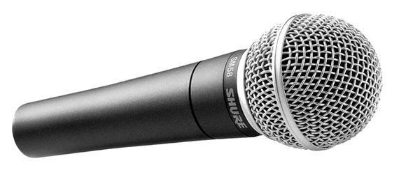 WANTED: SHURE VOCAL MICROPHONE