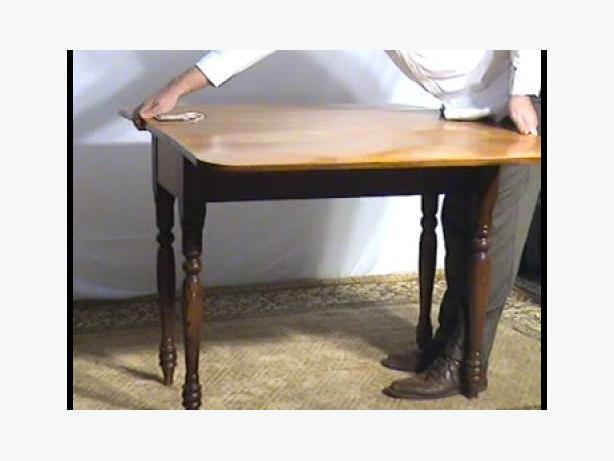 WANTED: Small Spindle Drop Leaf Kitchen Table