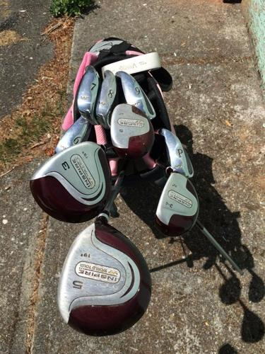 Whole Right Handed Golf Set - Clubs - Bag - Shoes, etc.