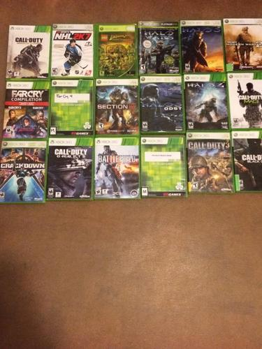 Xbox 360 Game package Very good deal!