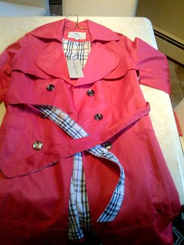 XOXOX Christmas Special Brand New Ladies Burberry Jacket