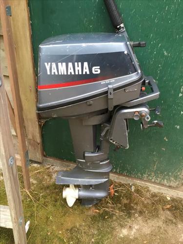 Yamaha 6hp