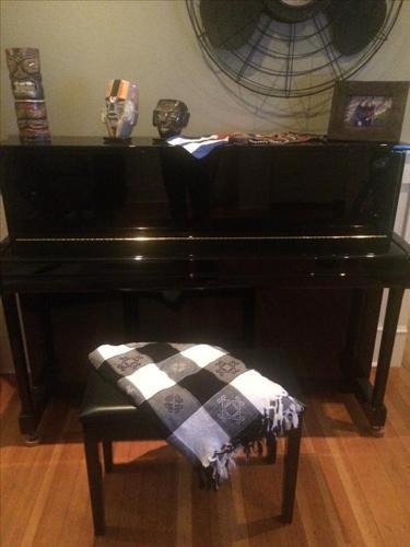 Yamaha B2PE Upright Acoustic Piano