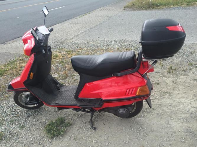 Yamaha Riva 125