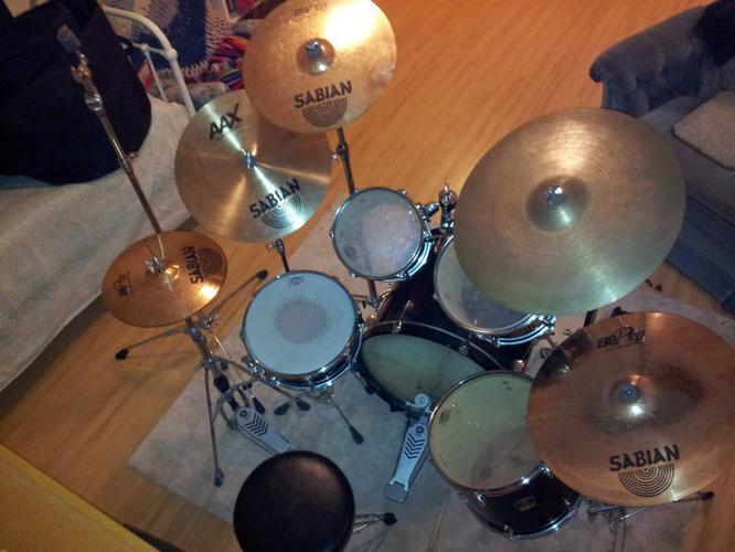 YAMAHA 'Stage Custom Advantage' Drumkit