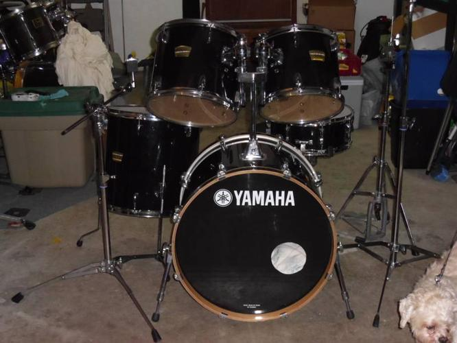 Yamaha Yd Series Drum Kit For Sale In Surrey British