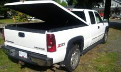 Make Chevrolet Colour White Trans Automatic kms 190000 Very clean, tow package 1 owner, loaded LT