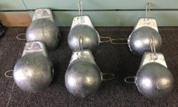 """10, 12 and 15 pound cannon balls In stock 10 pound $20 12 pound $24 15 pound $30 CODE-NSM-AAP Please view our """"Sellers list"""" for other products and services. marinestorevictoria@gmail.com Nautical Star Marine Ltd. ( THE STORE ) 101-527 Constance Ave."""