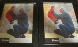 Two frames both 10x13. Still in original packaging.