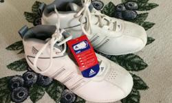 #11 ADIDAS Runners - NEW - SIZE 3 - $8.00 BRAND NEW Adidas Runners - Size 3 (No box)