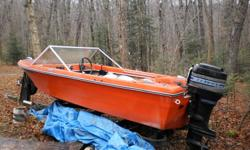 Good fishing or water skiing boat. Great value.