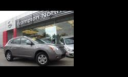 BRAMPTON NORTH NISSAN FALL SPECIAL...This Super Clean Rogue Is In Good Shape And Has Been Well Looked After...Well Equipped With Many Safety And Convenience Options Like CVT Auto Transmission, Side Air bags Plus Much More...Fully Inspected And