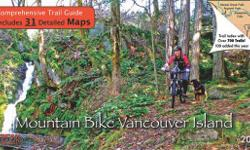 Check out great mountain bike trails all over Vancouver Island with this map book. Riders at every level of experience can find a fun trail. Freak Maps makes map books using professional GIS Cartography. Their 'Mountain Bike Vancouver Island' book has