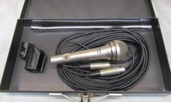 Price including GST & PST Tax : $149 Description : Brand : AKG Type : Vintage Dynamic Cardioid microphone Features : 200 Ohms, Bass Roll-Off Switch, extreme ruggedness, XLR connection cord Model : D320B Inventory #163387-4 We also have more items for sale