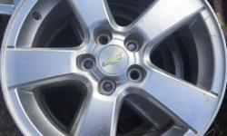 "Summer clear out savings at The Tire Exchange in Cobble Hill!! Priced to sell, 16"" Chevy Sonic Wheels, 5X105 bolt pattern, matching set of 4 $160.00 Check out our Facebook page for downloadable coupons and seasonal savings!!!!"