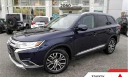 Make Mitsubishi Model Outlander Colour Cosmic_blue kms 57102 Trans Automatic Price: $24,995 Stock Number: 185649A VIN: JA4JZ3AX0GZ604445 Engine: 224HP 3.0L V6 Cylinder Engine Fuel: Gasoline This vehicle qualifies for certified pre-owned benefits, which