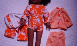 """Hand made one of a kind doll clothes, complete outfits, fits most 18"""" dolls. Fits """"American Girl Doll"""", Dress, shoes, hat, underwear, etc. I have an assortment of boys outfits as well as girls. Just in time for Christmas I am clearing out 150 outfits at"""