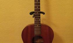 A small body acoustic 1965 Gibson LG 0 for a USA made Telecaster (Standard or Deluxe). I'll consider a trade for US made Fender Telecaster. (PLEASE, TEXT ME)