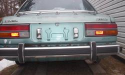 81 Accord EK1,has no papers,Sunroof,5spd,all original,all intact,came from California originally,couple years in NYC,needs some work on both quarters, car is in exceptional shape for the year. (check out the wheel wells),,..floors and underside are near