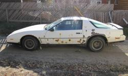 Survivor!!!! Price reduced - first $2500 takes it! I bought this car from the original owner in 2009 with the intention of restoring it.  It is 100% original and has never been in an accident or painted. This car was parked in 1988 with 30,000 km, and put