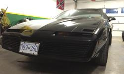 Make Pontiac Model Firebird Trans Am Year 1982 Colour Black kms 110000 Trans Automatic For sale is my low kms firebird Trans am. it has been a summer only car and is in really nice shape . asking $4000obo