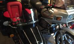 Make Moto Guzzi kms 40000 Fully restored 1983 Moto Guzzi V65 SP w/ Inder Sidecar, tonneau cover and trike size dust cover Asking $7000.00 39,699 KM primarily accumulated before restoration. I am the 4th owner, previous owner managed restoration