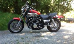 1993 Vmax 1200. In excellent condition, only 29,000km.