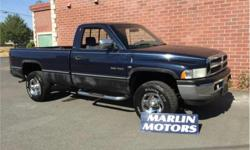 Make Dodge Model Ram 1500 Year 1994 Colour Blue kms 309465 Price: $3,995 Stock Number: M8-3080B Interior Colour: Grey Cylinders: 8 Fuel: Gasoline If this vehicle fits you're driving needs please give us a call for a test drive. We are the largest used