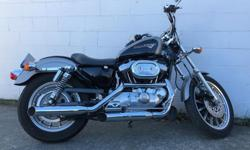 Make Harley Davidson Model Sportster Year 1996 kms 51000 Tuff City Powersports Ltd. 151 Terminal Ave Nanaimo, BC V9R 5C6 (250) 591-0415 9am - 5pm Tuesday -Friday 10am - 5pm Saturday Did you know that we buy bikes? We are always looking for clean used