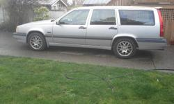 Make Volvo Model 850 Year 1997 Colour Silver Trans Automatic 1997 Volvo wagon, good condition. Extensive service history documents. $2,500 or best offer.