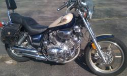 Late model Virago in excellent mechanical and aesthetic shape No charging system problems no starter clutch problems No problems whatsoever. It is straight and true and pulls hard in every gear Very reliable and low maintenance (hydraulic clutch,shaft
