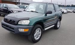 Make Toyota Model RAV4 Year 1998 Colour Green kms 196000 Trans Manual This is about clean as they come, Small Compact Manual Reliable 98 Rav 4 with Low KM !! This wont last Long If you would like more info please Text or reply to this Ad. Ask for Gary @