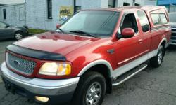 Make Ford Model F-250 Year 1999 Colour Red kms 265000 Trans Automatic Just been safety inspected and ready for a home. Rare Ford F-250 X-Tra cab 4X4,this truck has been very well maintained and must be seen and driven to compare. New ball joints ! Please