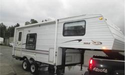 Price: $6,900 i .c b c rebuild status on this fifth wheel , was a a stolen recovered unit , all new brakes .