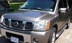 2006 Nissan Armada LE 4x4- fully loaded top packageThere are lots of SE's on advertised as an LE, accept no imitation, this is the top model121,000 miles - no accidents, clean carfax historyCharcoal leather interior - Heated power seats for driver and
