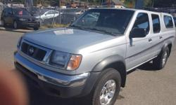 Make Nissan Model Frontier Year 2000 Colour Grey kms 119000 Trans Automatic Automtic with very low K's. Alloy wheels. Canopy. Bed liner. No accident.Very clean in and out. Free Warranty +.. REDUCED PRICE FROM $6500. TILL SEPTEMBER, 5TH.. We accept cash,