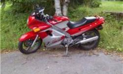 in great condition... lightly used.. female owned.... low kms.... well kept and maintained... just serviced... just put on new cable for clutch... oil just changed... You will be very happy with the way it handles.. amazing little bike..