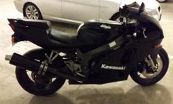 Motorcycle is sold as is. Bike needs some work. 750CC Willing to listen to offers.