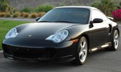Make Porsche Colour Black Trans Manual kms 70864 2001 Porsche 911 twin Turbo Black/ black with supple leather (soft) option 420 HP flat 6 3.6L twin turbo, AWD chassis 6 speed manual transmission. Upgraded sound system carbon figure dashboard applique