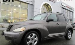 Make Chrysler Model PT Cruiser Year 2002 Colour Brown kms 210527 Trans Automatic Price: $2,631 Stock Number: JC1801A VIN: 3C8FY68BX2T211898 Engine: 2.4L 4 CYL DOHC 16V SMPI Fuel: Regular Unleaded Sunroof, Leather Seats, Power Windows, Power Locks, Power