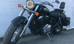Make Honda Year 2002 kms 32440 Tuff City Powersports Ltd. 151 Terminal Ave Nanaimo, BC V9R 5C6 (250) 591-0415 9am - 5pm Tuesday -Friday 10am - 5pm Saturday Did you know that we buy bikes? We are always looking for clean used motorcycles and scooters, we