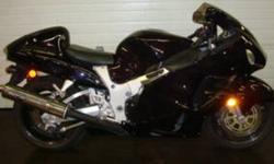 SUZUKI HAYABUSA MICRON PIPES , FEW CHROME PARTS , NICE BIKE ,,, CLEAN , POSS TRADES CALL CHALLENGER MOTORCYCLES LTD EDM  1-780-440-1627    http://www.challengerrv.com
